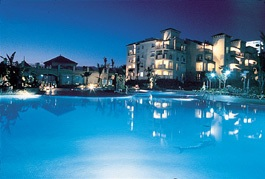 Marriott's Marbella Beach Resort, Marbella, Spain