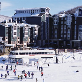 Marriott's MountainSide, Park City, Utah