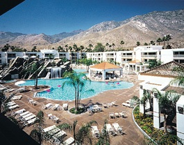Palm Canyon Resort & Spa, Palm Springs, California